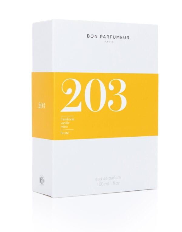 Bon Parfumeur Parfüümid Eau de parfum 203: raspberry/vanilla/blackberry