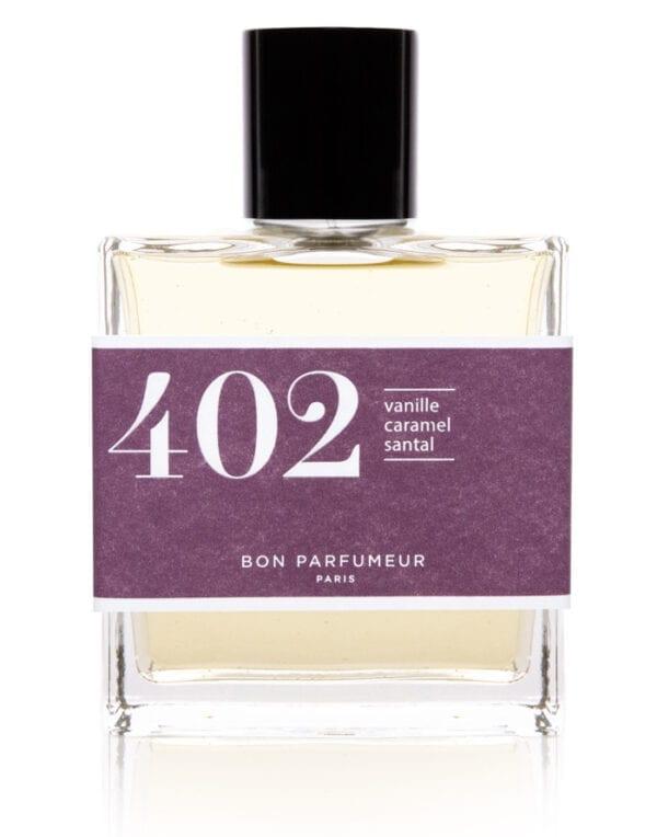 Bon Parfumeur Perfumes Eau de parfum 402: vanilla/toffee/sandalwood