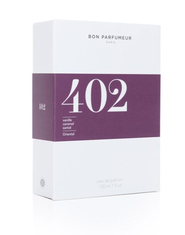 Bon Parfumeur Parfüümid Eau de parfum 402: vanilla/toffee/sandalwood