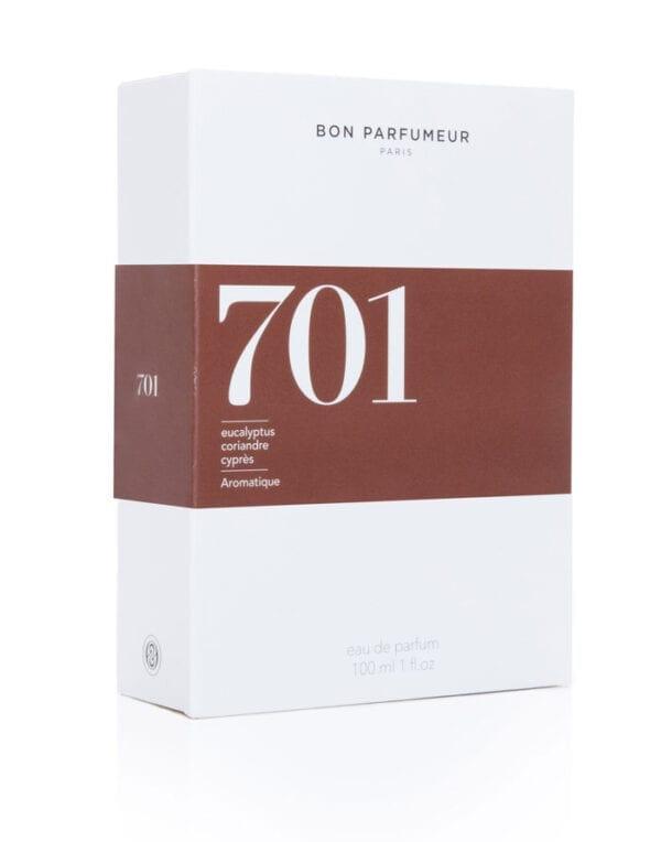 Bon Parfumeur Parfüümid Eau de parfum 701: eucalyptus/coriander/cypress
