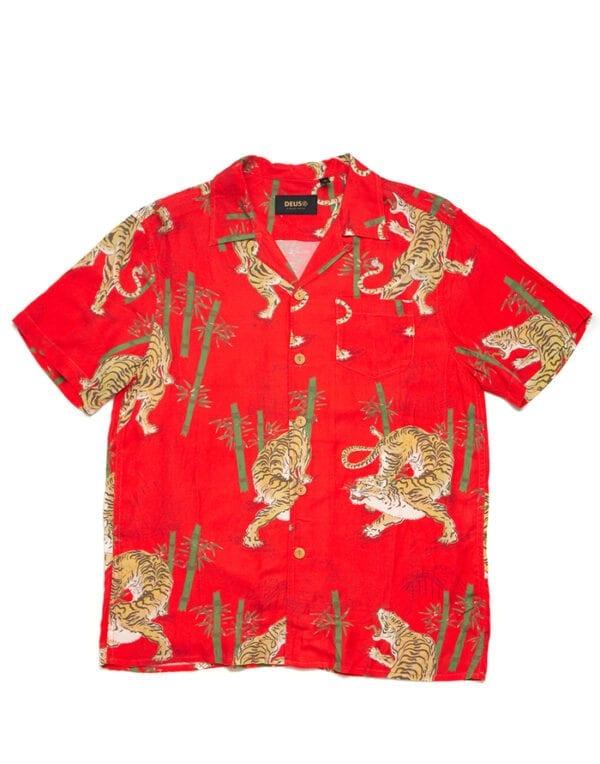Deus Ex Machina Solstice Short Sleeve Shirt Shirts