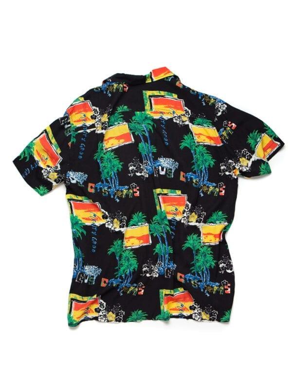 Deus Ex Machina Shirts Lambada Short Sleeve Shirt