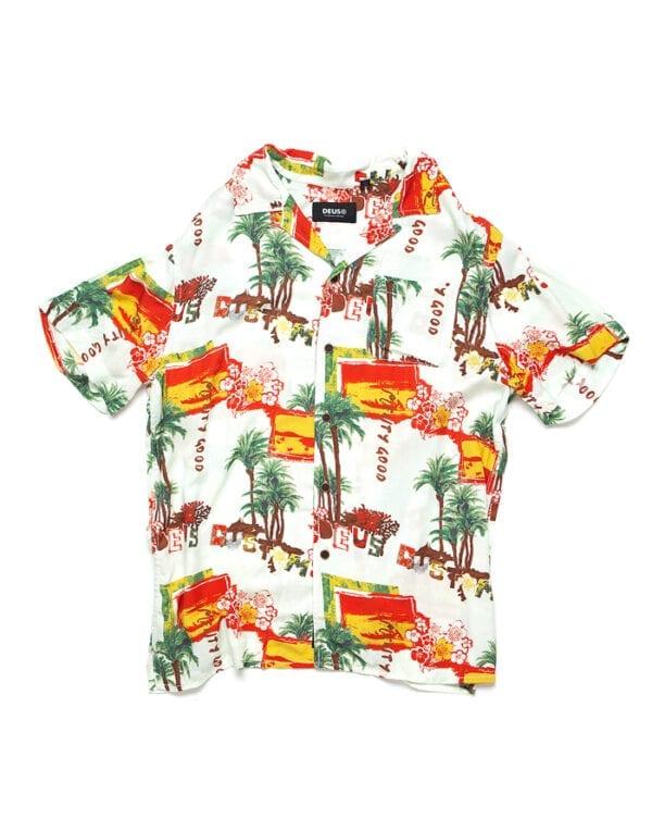 Deus Ex Machina Lambada Short Sleeve Shirt Shirts