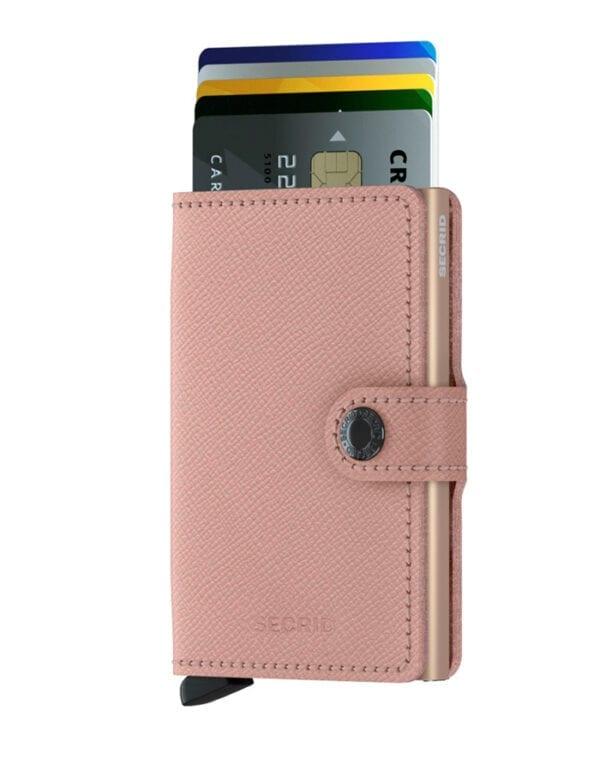 Secrid Wallets & cardholders Miniwallet Crisple Rose