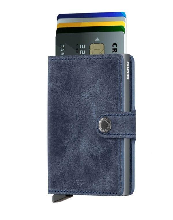 Secrid Wallets & cardholders Miniwallet Vintage Blue