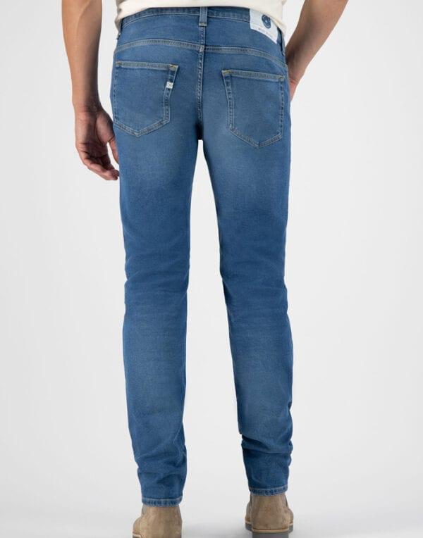 MUD Jeans Regular Dunn Pure Blue Jeans Men Pants