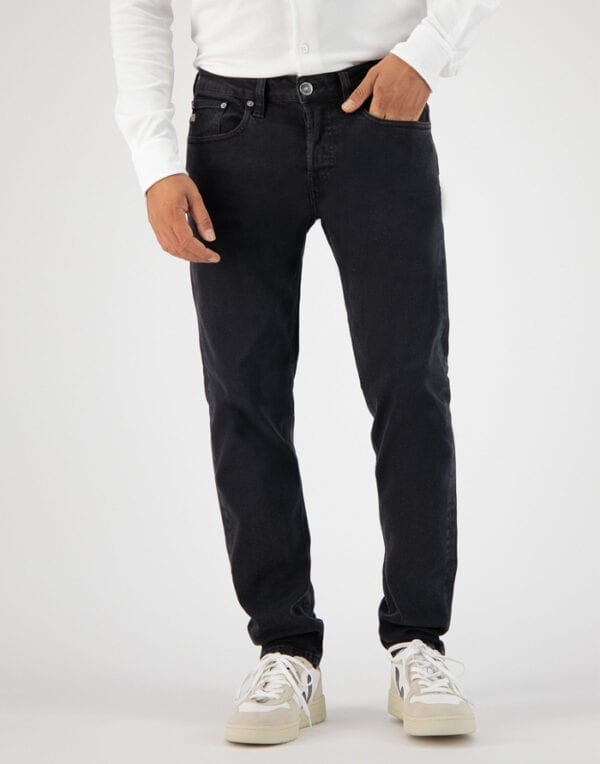 MUD Jeans Regular Dunn Stone Black Jeans Men Pants