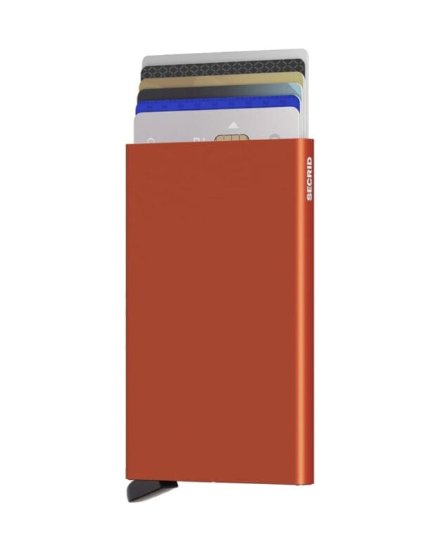 Secrid Wallets & cardholders Cardprotector Orange