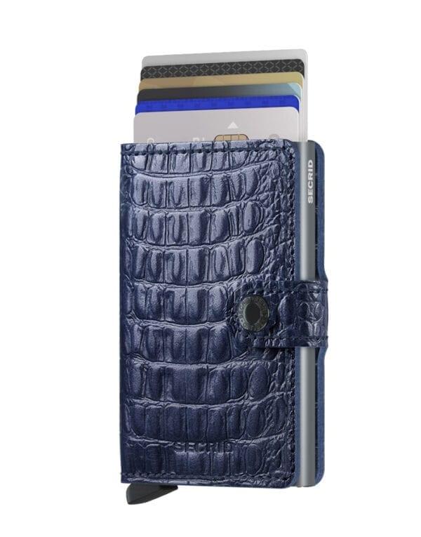 Secrid Wallets & cardholders Miniwallet Nile Blue