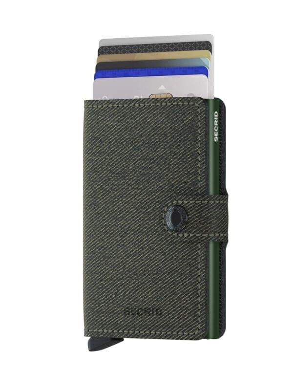 Secrid Wallets & cardholders Miniwallet Twist Green