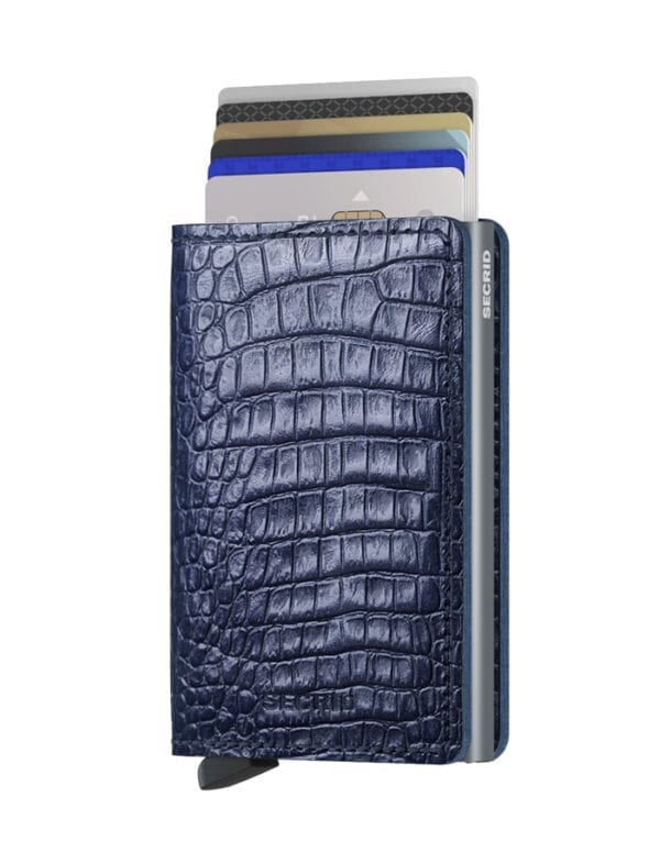 Secrid Wallets & cardholders Slimwallet Nile Blue