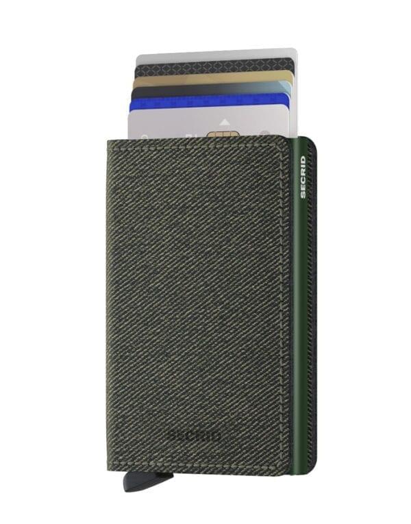 Secrid Wallets & cardholders Slimwallet Twist Green