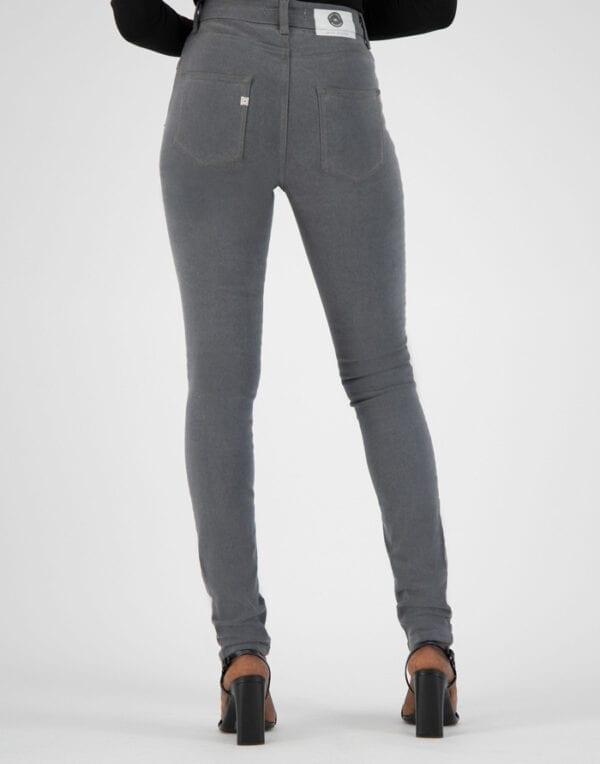 MUD Jeans Skinny Hazen 03 Grey Jeans Women Pants