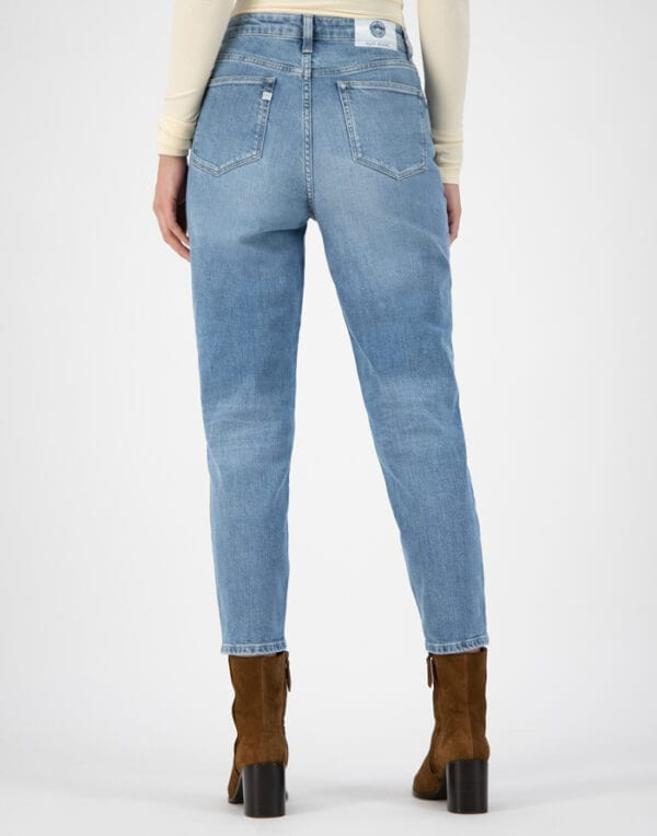 MUD Jeans Mams Stretch Tapered Old Stone Jeans Women Pants