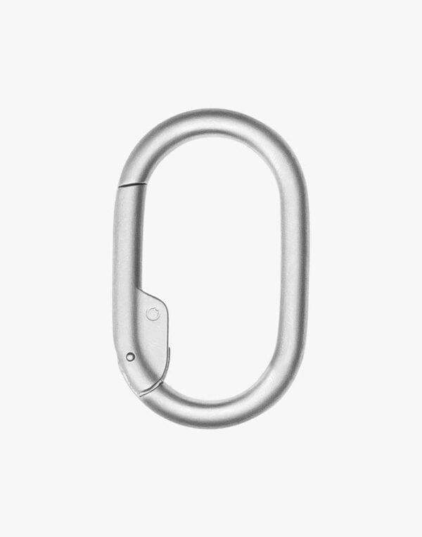 Orbitkey Keychains Clip 2.0 Silver Add-on