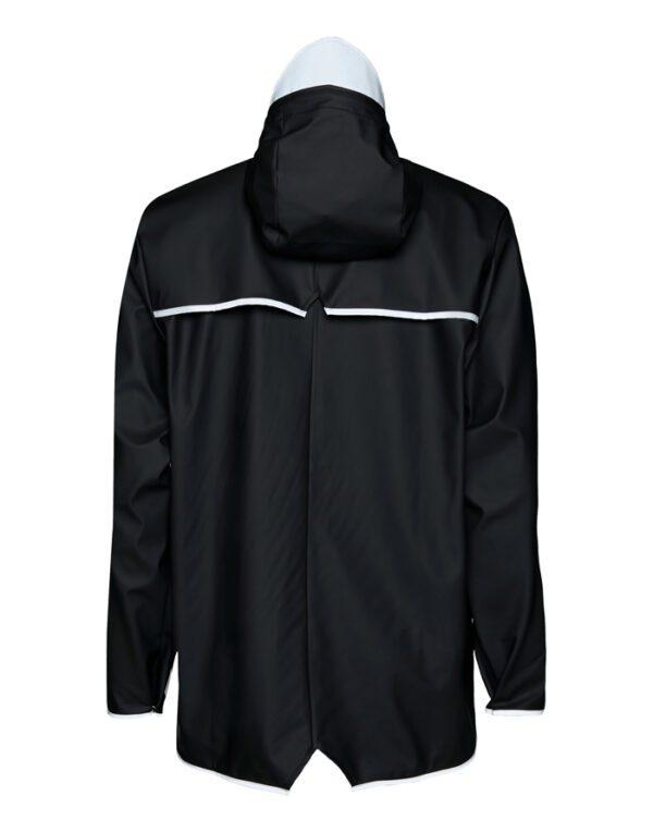Rains Mehed ja Naised Ülerõivad Jacket Black Reflective 1201-70