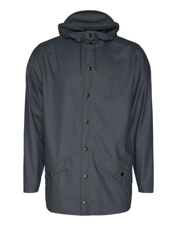 Rains Outerwear for Men and Women Jacket Slate 1201-05
