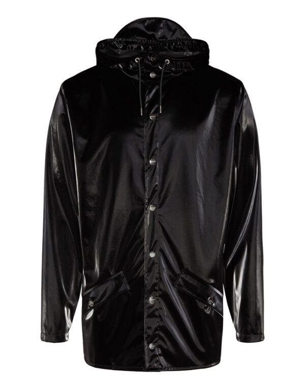 Rains Outerwear for Men and Women Jacket Velvet Black 1201-29