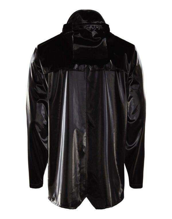 Rains Mehed ja Naised Ülerõivad Jacket Velvet Black 1201-29