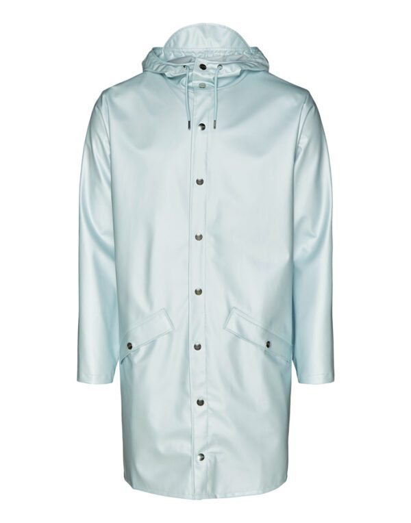 Rains Outerwear for Men and Women Long Jacket Ice 1202-94