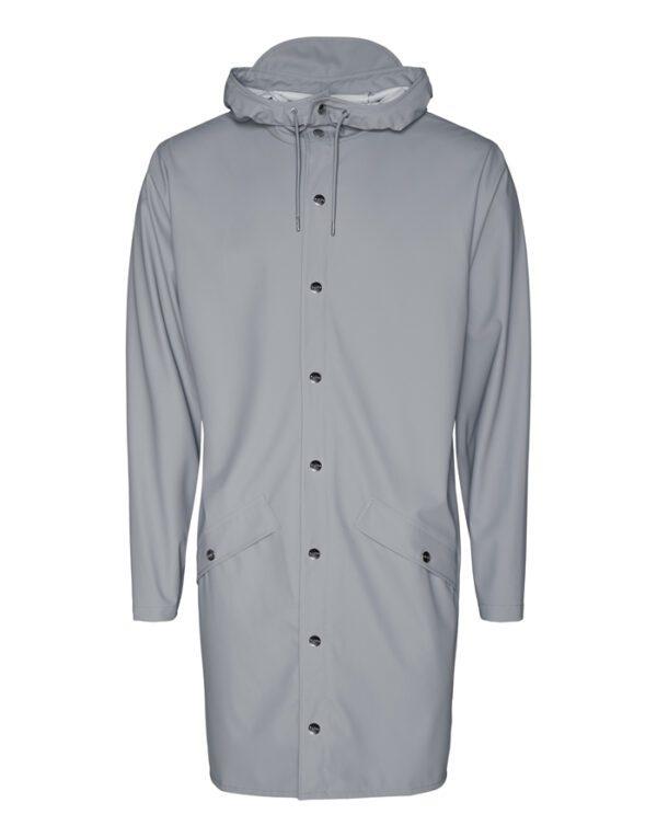 Rains Outerwear for Men and Women Long Jacket Rock 1202-16