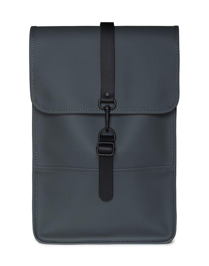 Rains Backpacks Backpack Mini Slate