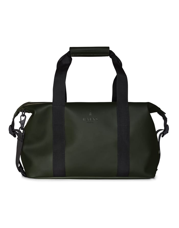 Rains Sport and travel bags Weekend Bag Small Green