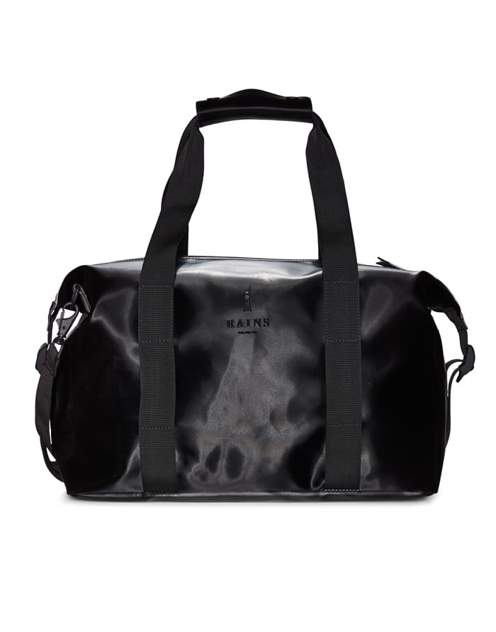 Rains Sport and travel bags Weekend Bag Small Velvet Black