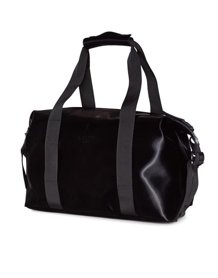 Rains Spordi- ja reisikotid Weekend Bag Small Velvet Black