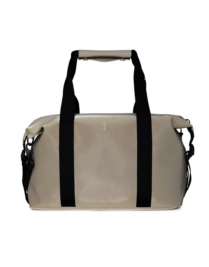 Rains Sport and travel bags Weekend Bag Small Velvet Taupe
