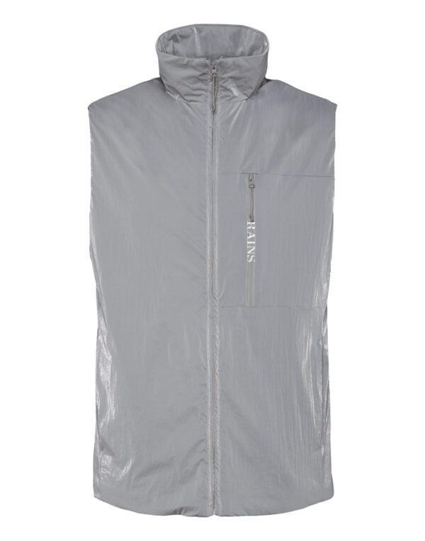 Rains Outerwear for Men and Women Drifter Vest Rock 1531-16