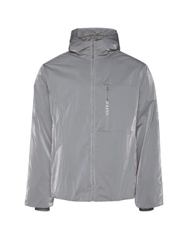 Rains Outerwear for Men and Women Drifter Jacket Rock 1532-16