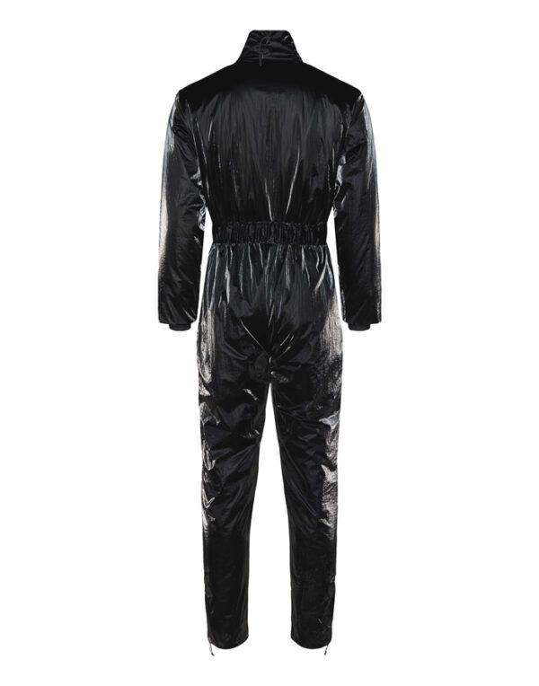 Rains Mehed ja Naised Pükskostüümid Drifter Jumpsuit Black 1535-01