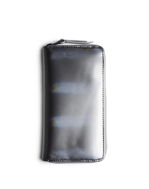Rains  Wallet Holographic Steel