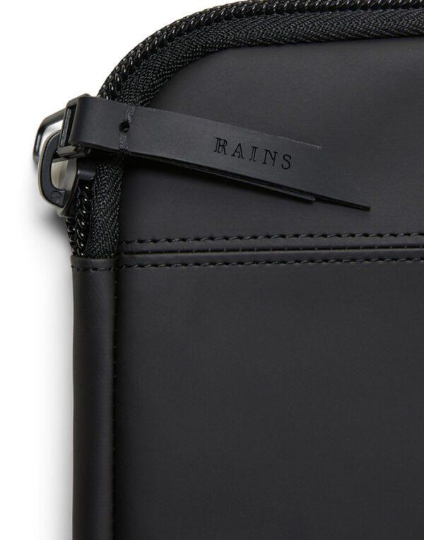 """Rains  Laptop Case 15"""" Black"""
