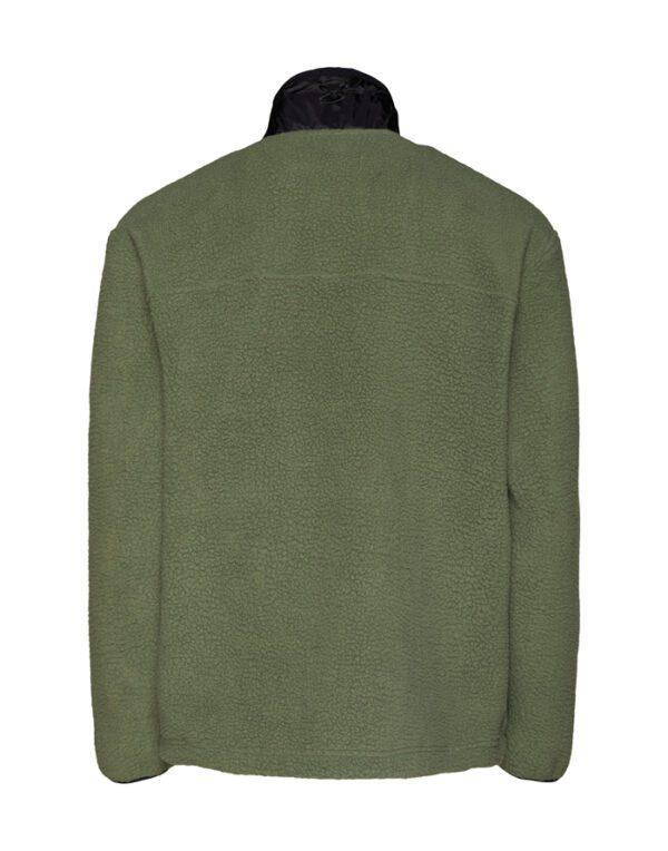 Rains Mehed ja Naised Ülerõivad Fleece Jacket Olive 1852-19