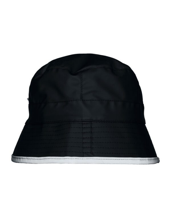 Rains Hats for  and Accessories Bucket Hat Black Reflective 2001-70