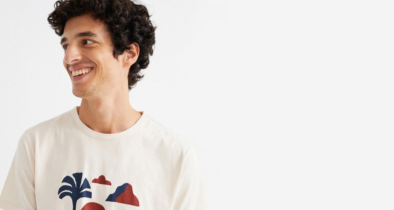 Meeste riided. Jätkusuutlikud ja ägedad elustiili rõivad WATCH WEAR e-poes. T-särgid, kampsunid ja ülerõivad.