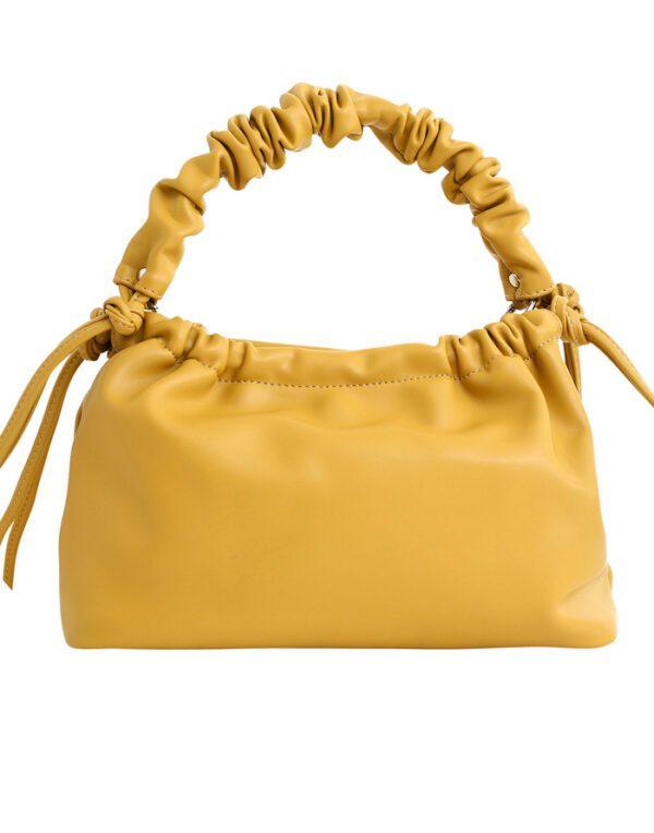 Hvisk Väikesed kotid Arcadia Soft Olivenite Yellow