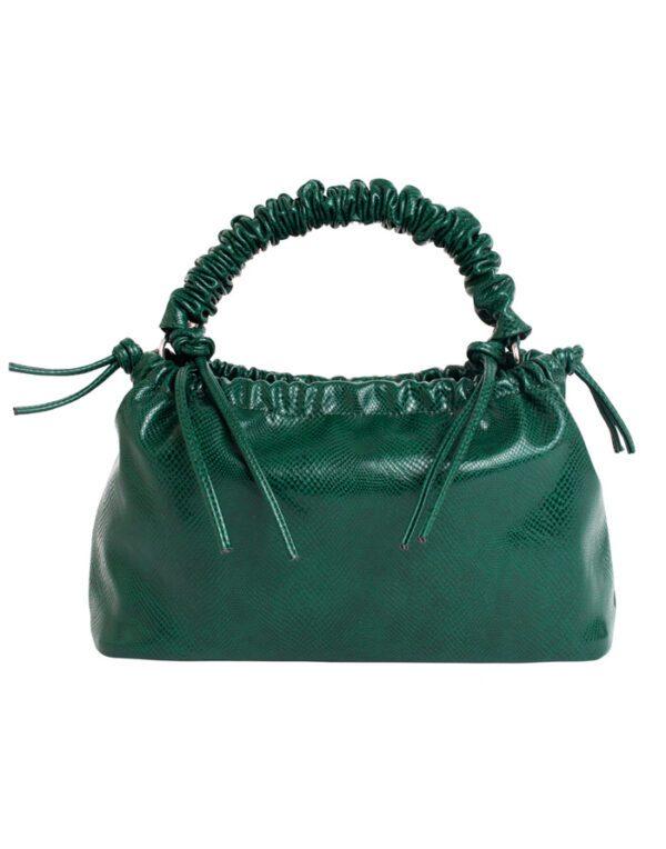 Hvisk Small bags Arcadia Snake Sea Moss Green