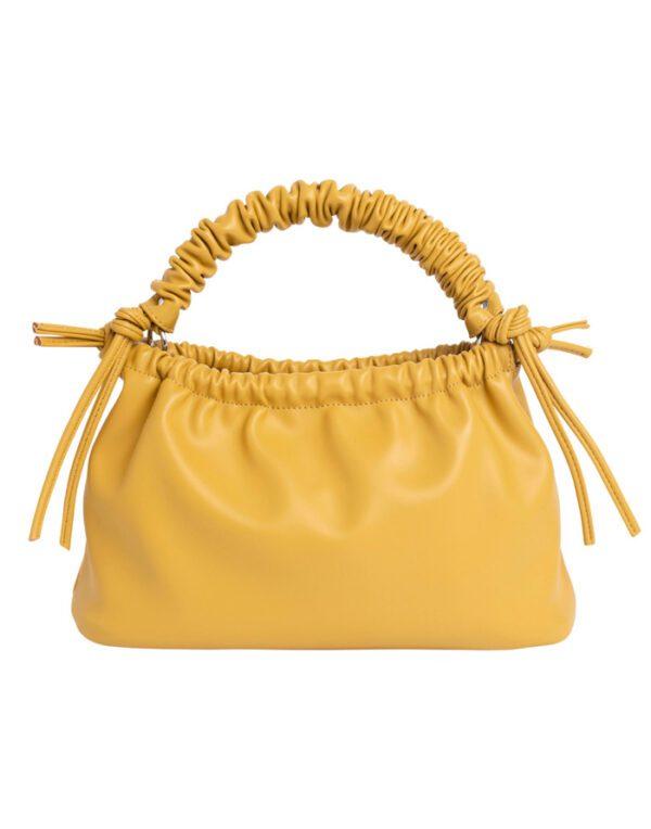 Hvisk Small bags Arcadia Soft Olivenite Yellow