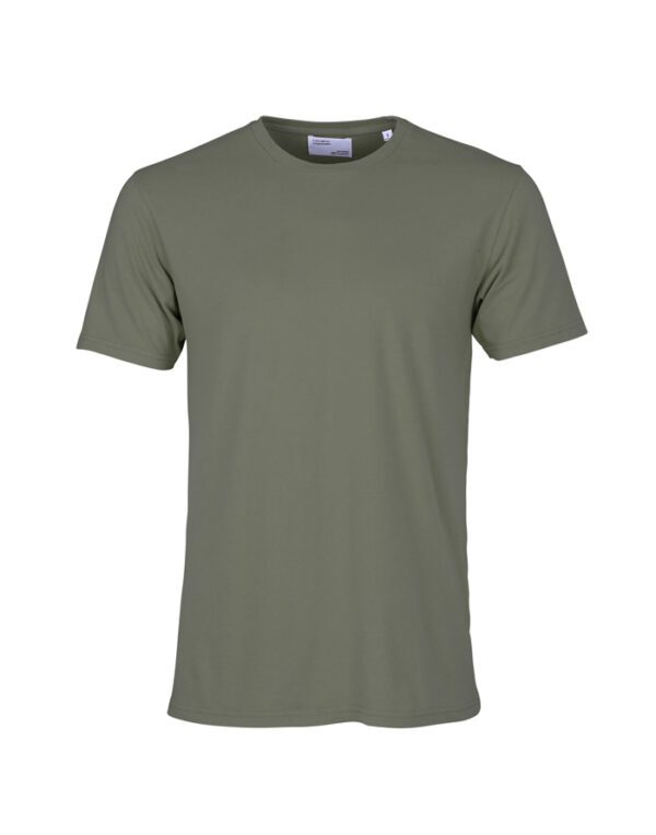 Colorful Standard T-shirts Classic Organic Tee Dusty Olive CS1001 Dusty Olive