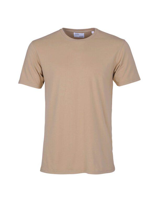 Colorful Standard T-shirts Classic Organic Tee Honey Beige CS1001 Honey Beige