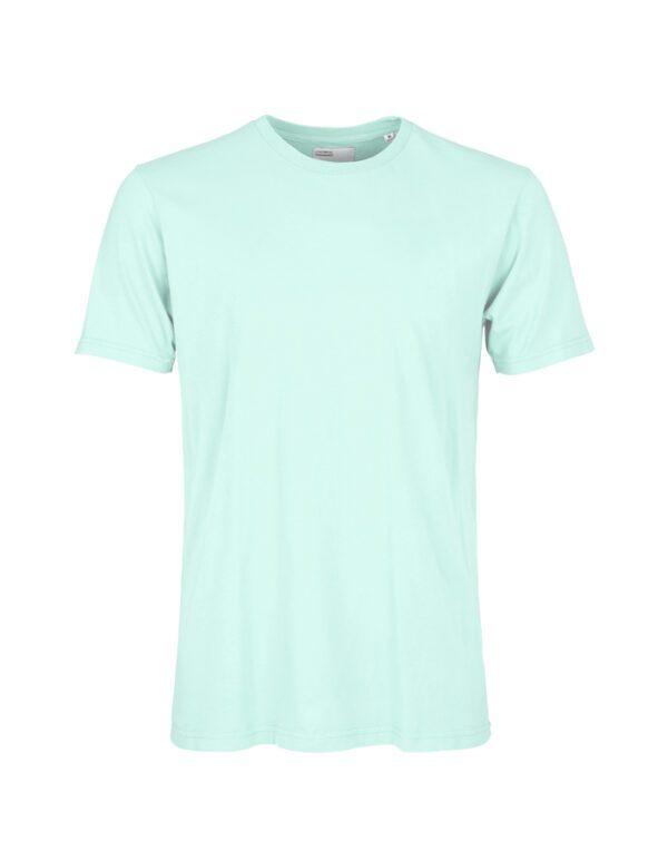 Colorful Standard T-shirts Classic Organic Tee Light Aqua CS1001 Light Aqua