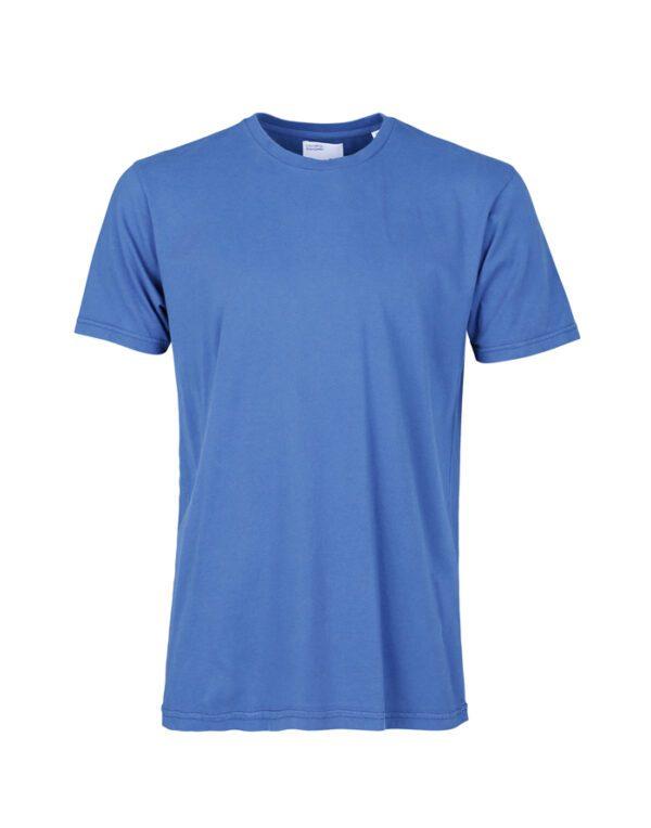 Colorful Standard T-shirts Classic Organic Tee Pacific Blue CS1001 Pacific Blue