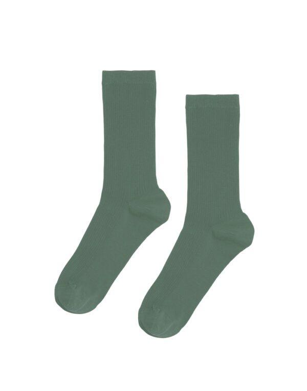 Colorful Standard Socks Classic Organic Sock Emerald Green CS6001 Emerald Green