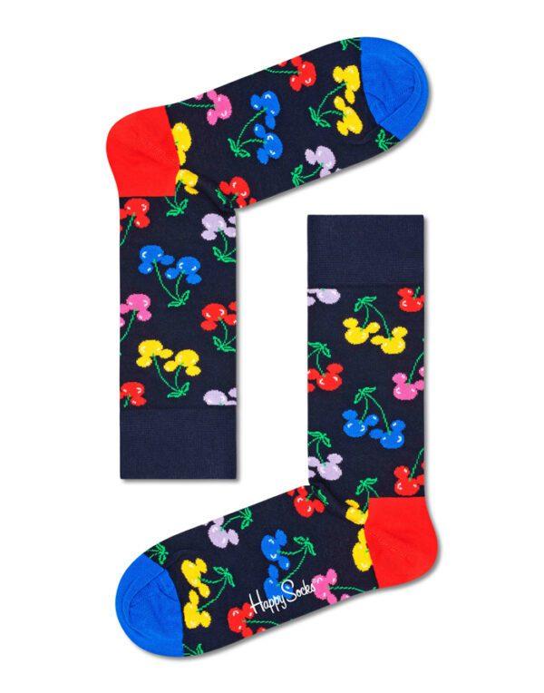 Happy Socks  Disney x Happy Socks Very Cherry Mickey Sock DNY01-6500