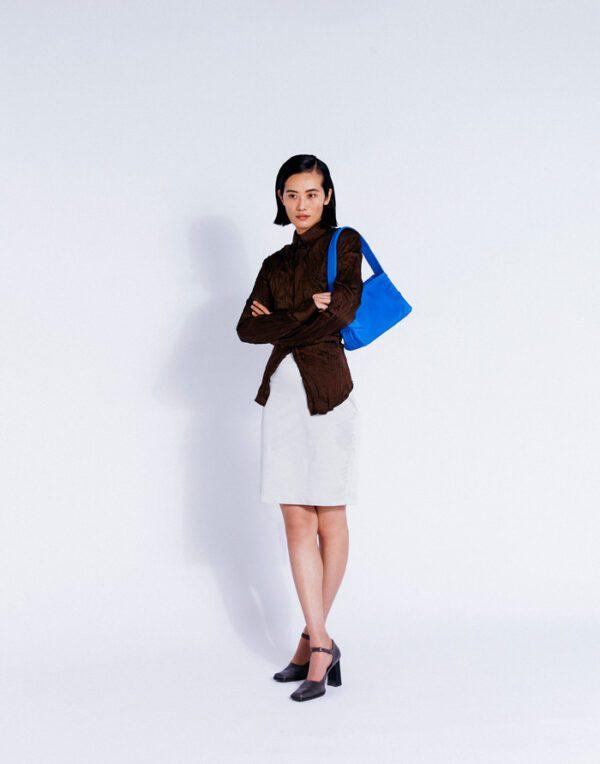 Hvisk Väikesed kotid Scape Small Twill Victoria Blue