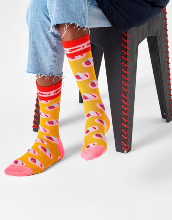 Happy Socks   Sardines In A Tin Sokid SAT01-2400