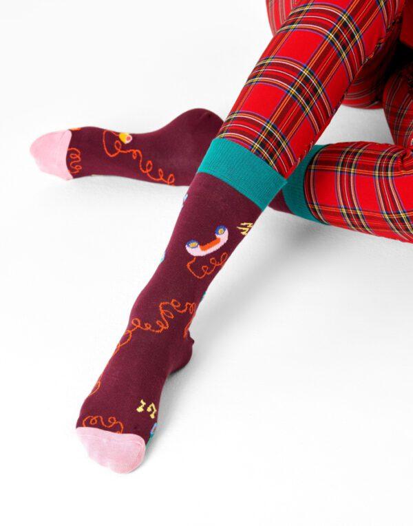 Happy Socks   Stay In Touch Sokid SIT01-4500
